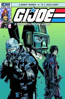 G.I. Joe: A Real American Hero #209 (Subscription Cover)