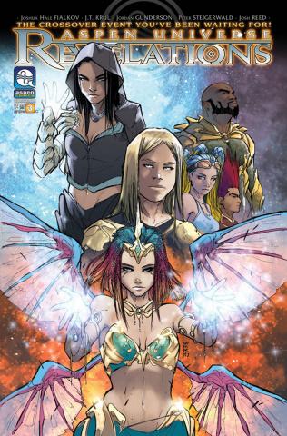 Aspen Universe: Revelations #3 (Cafaro Cover)