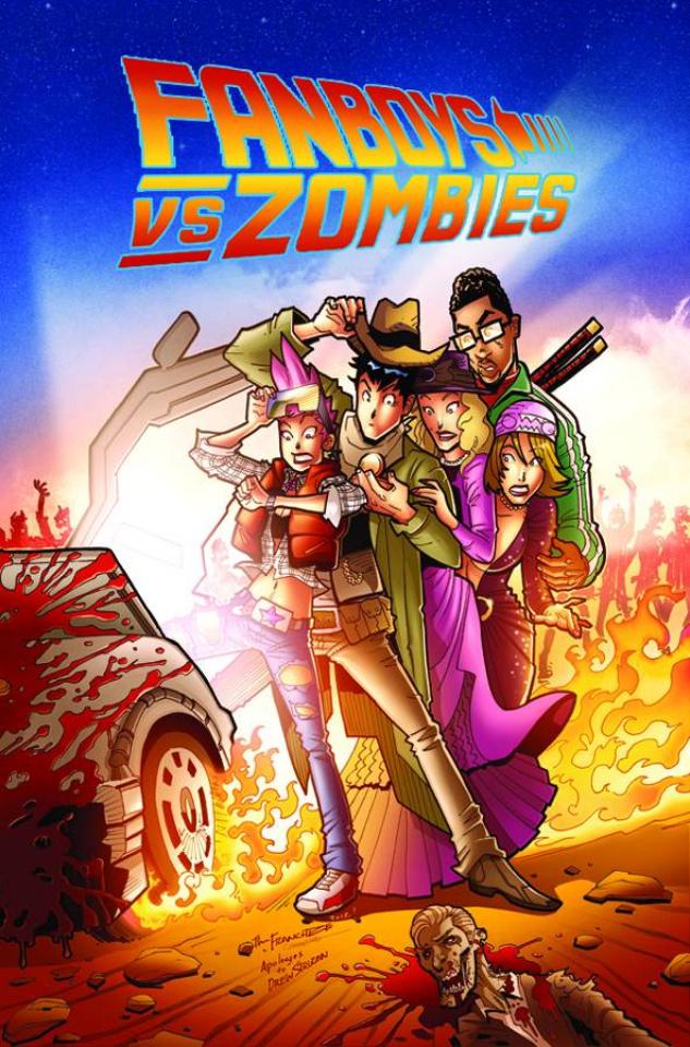 Fanboys vs. Zombies Vol. 3