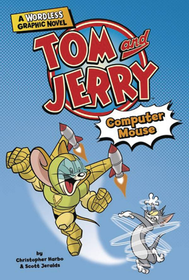 Tom and Jerry: Computer Mouse