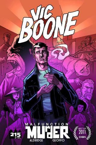 Vic Boone