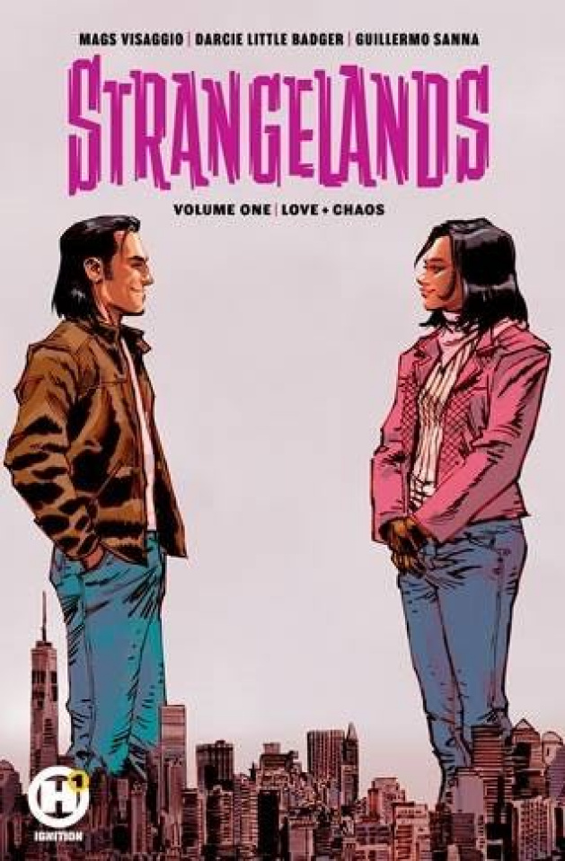 Strangelands Vol. 1