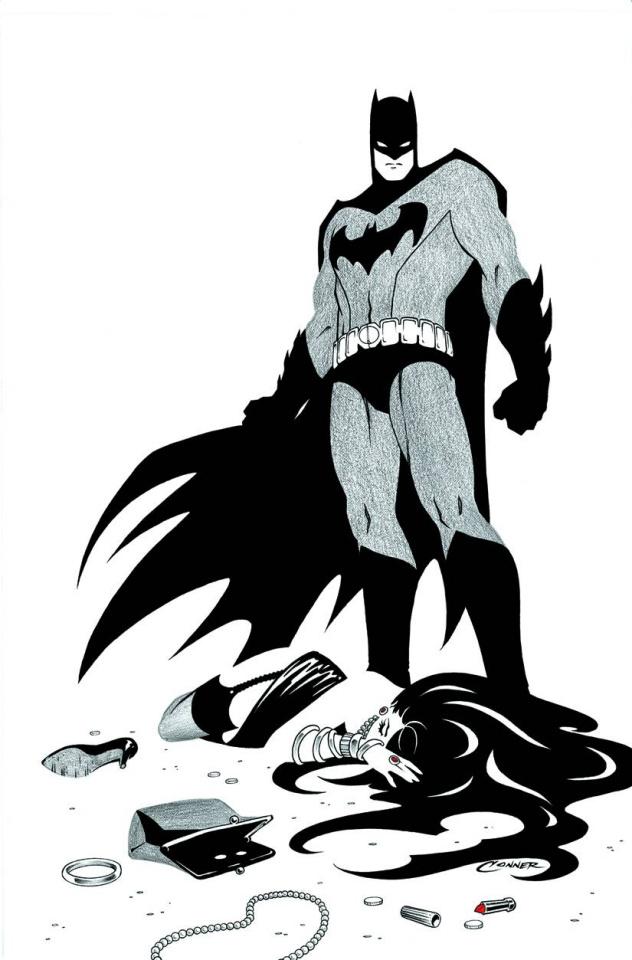 Batman: Black & White #4