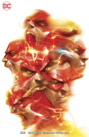 The Flash #50 (Variant Cover)