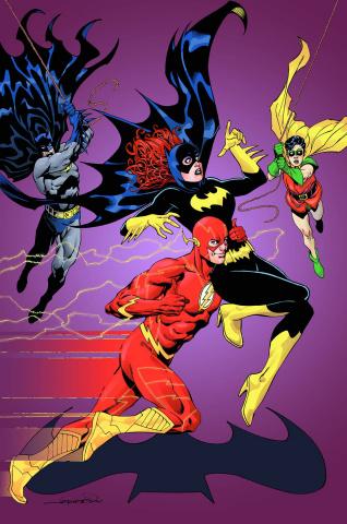 Batgirl #38 (Flash Cover)