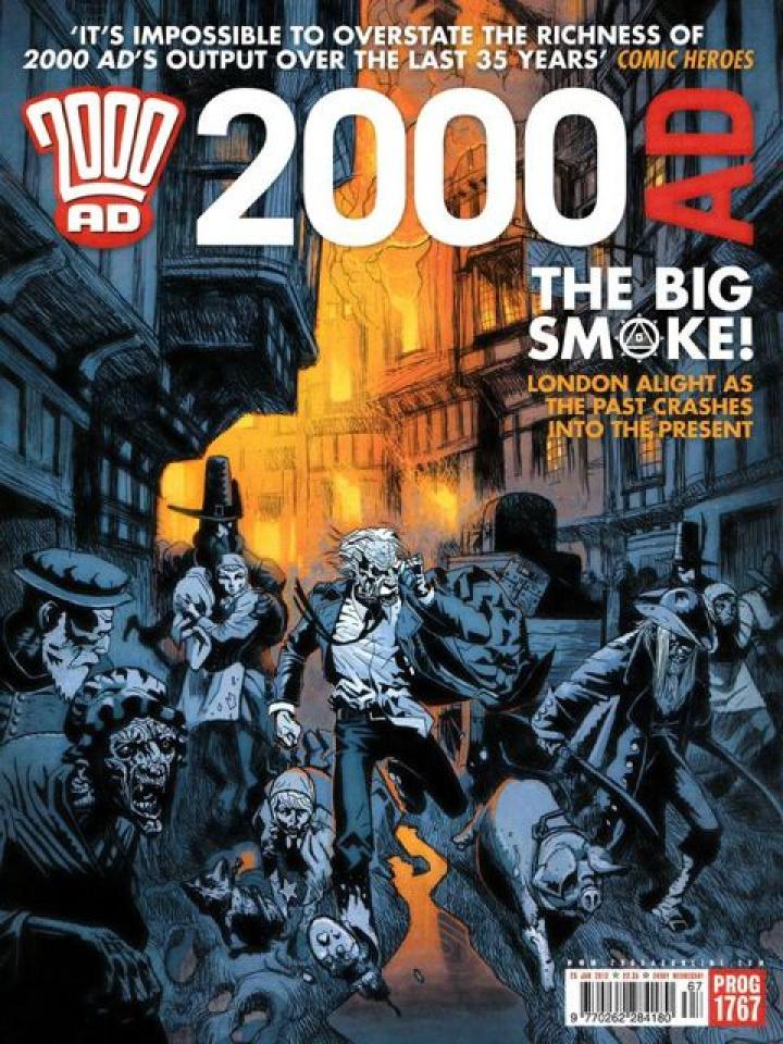 2000 AD #1767