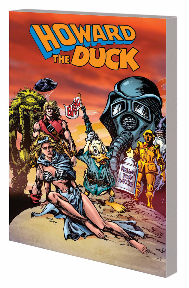 Howard the Duck Vol. 2: The Complete Collection