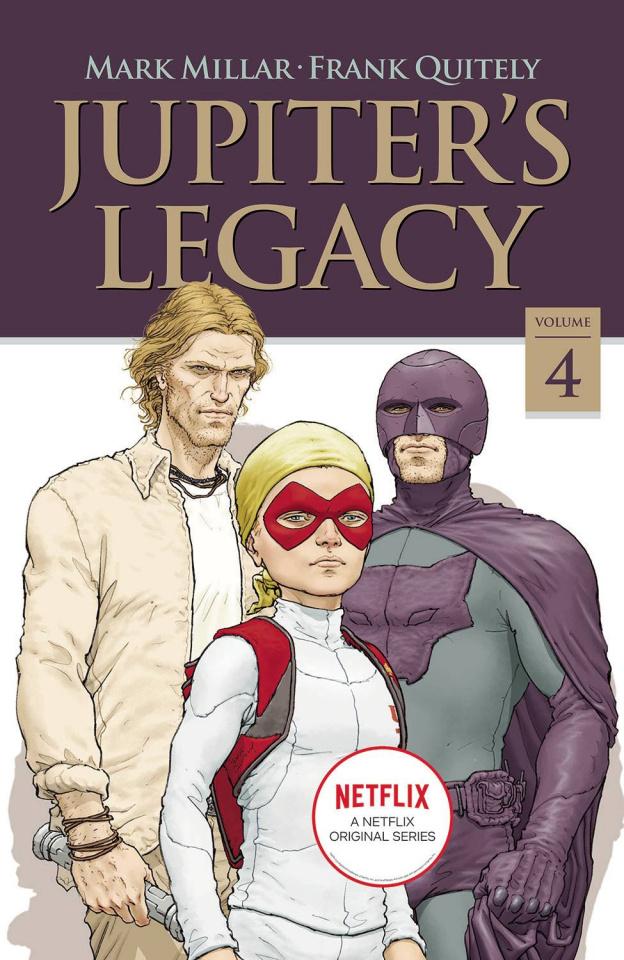 Jupiter's Legacy Vol. 4 (Netflix Edition)