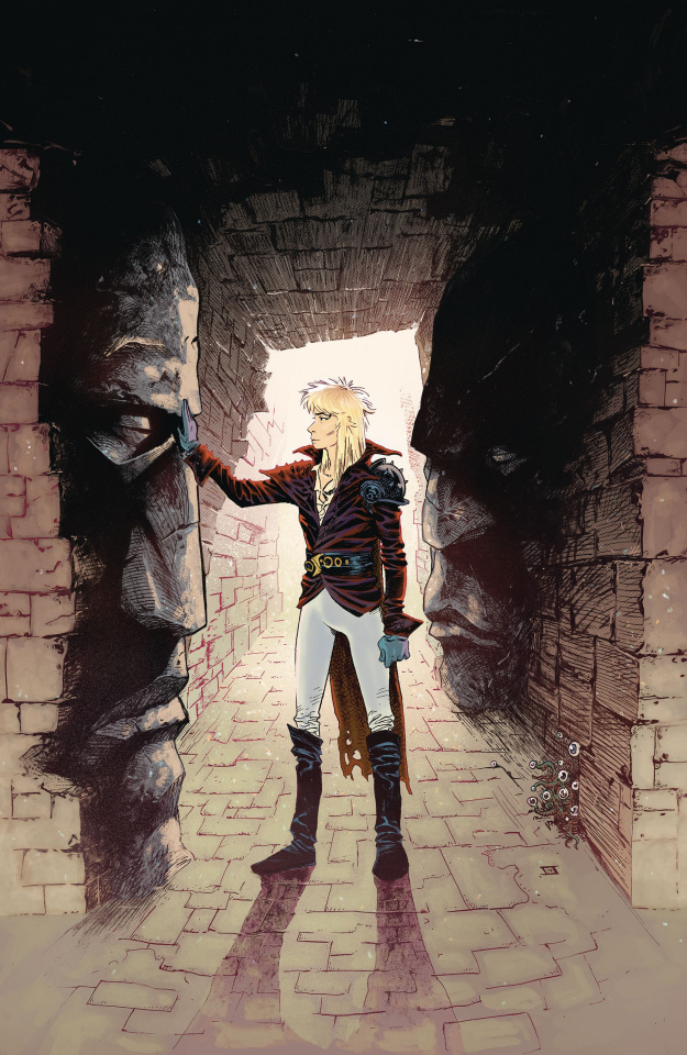 Labyrinth 2017 Special #1 (Subscription Stokely Cover)