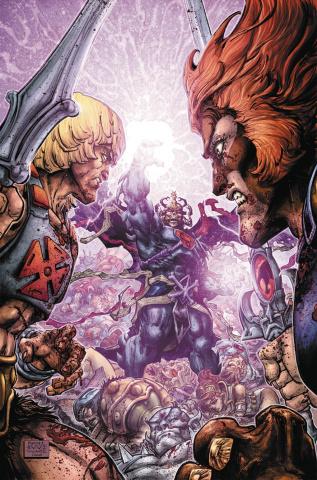 He-Man / Thundercats #6