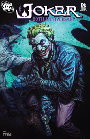 Joker 80th Anniversary 100 Page Super Spectacular #1 (2000s Lee Bermejo Cover)