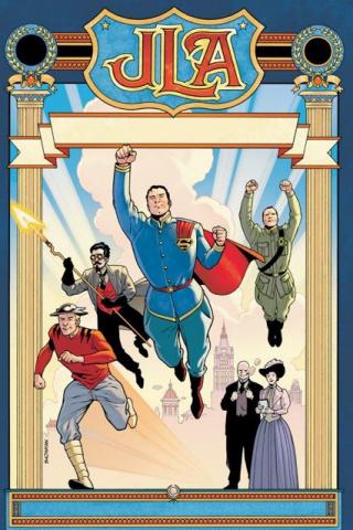 DC Comics Presents: JLA - The Age of Wonder #1