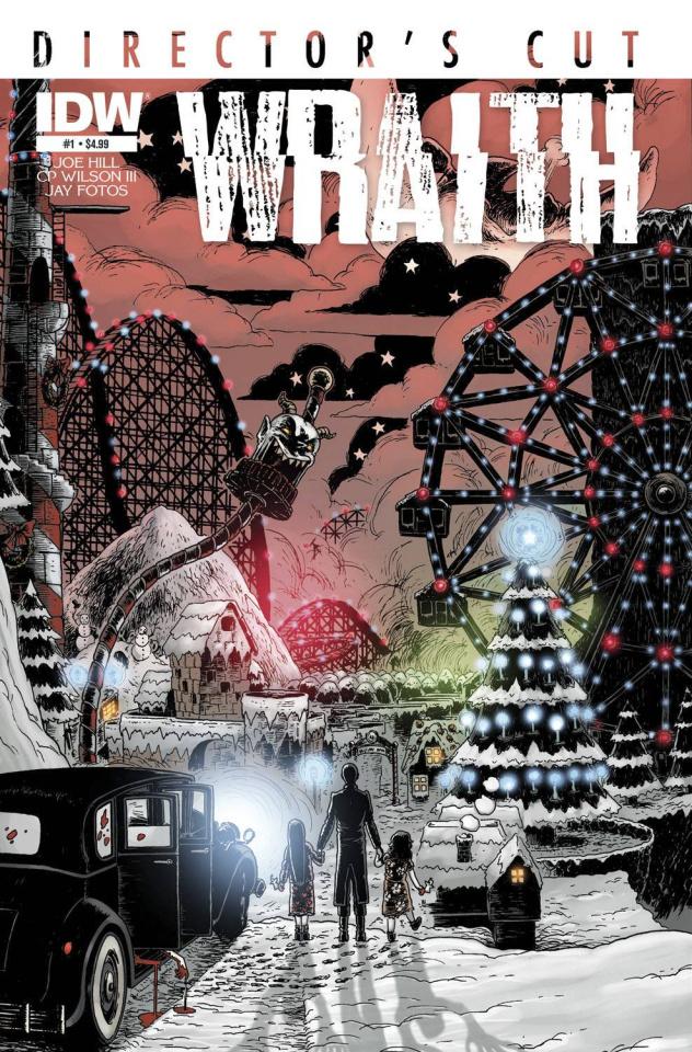 Wraith #1 (Director's Cut)