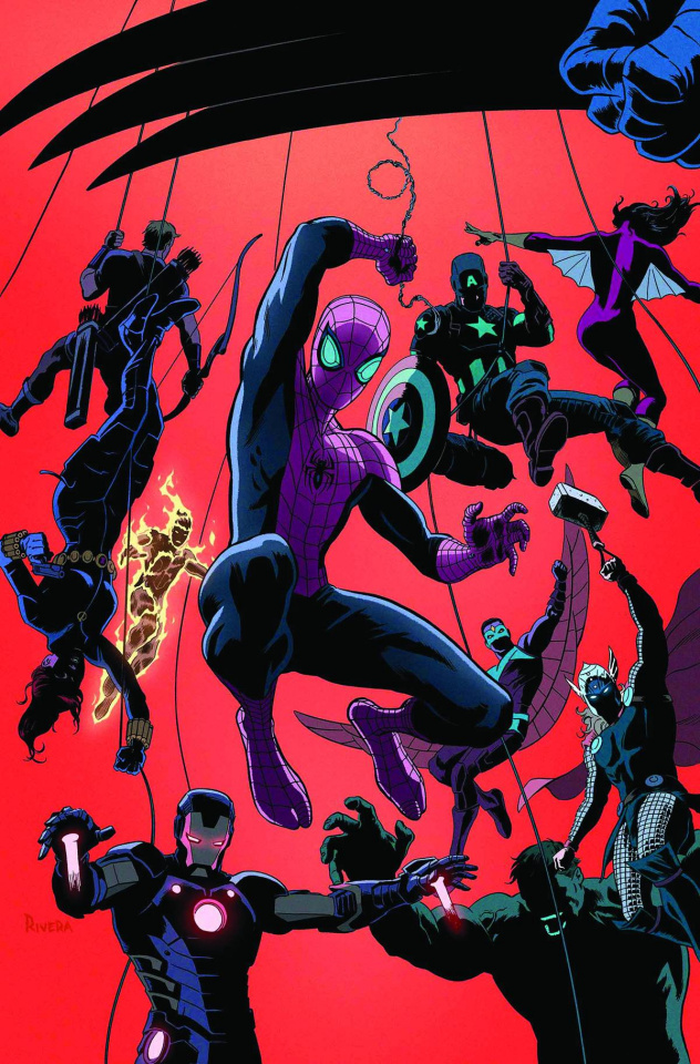 Superior Spider-Man Team-Up #1