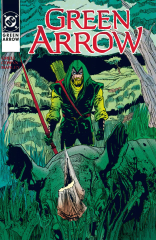 Green Arrow Vol. 6: The Last Action Hero