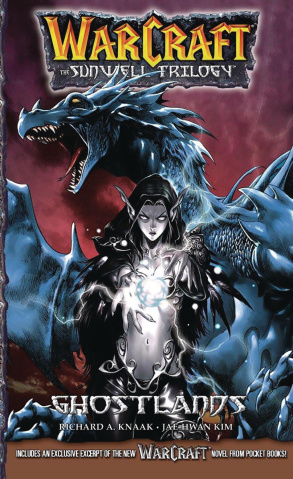 Warcraft: The Sunwell Trilogy Vol. 3: Ghostlands