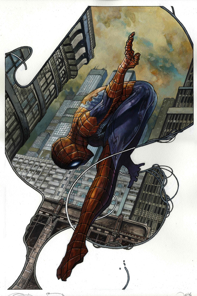 The Amazing Spider-Man #20 (Bianci Cover)