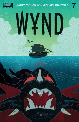 Wynd #7 (Dialynas Cover)