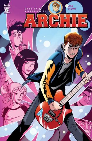 Archie #6 (Derek Charm Cover)