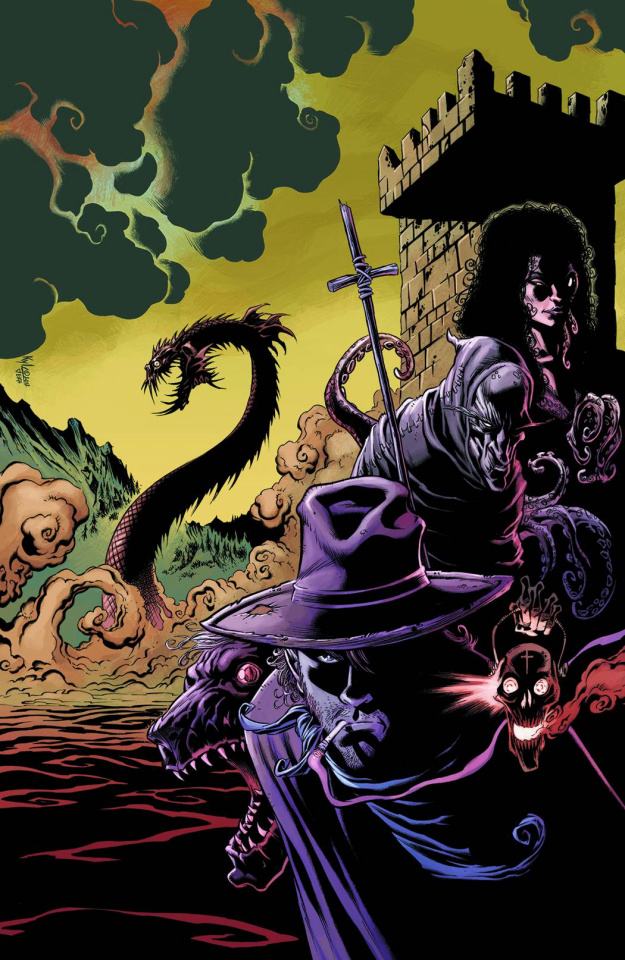 Billy the Kid's Old Timey Oddities & The Orm of Loch Ness #3