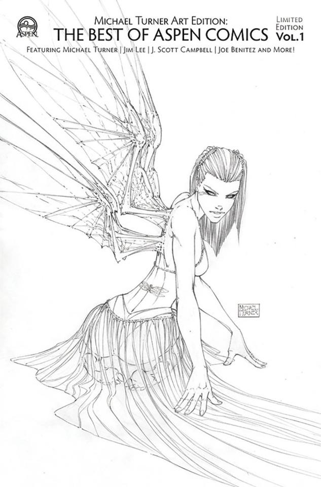 Michael Turner Art Edition: The Best of Aspen Comics Vol. 1