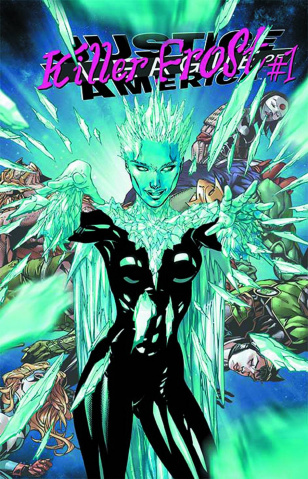 Justice League of America #7.2: Killer Frost Standard Cover