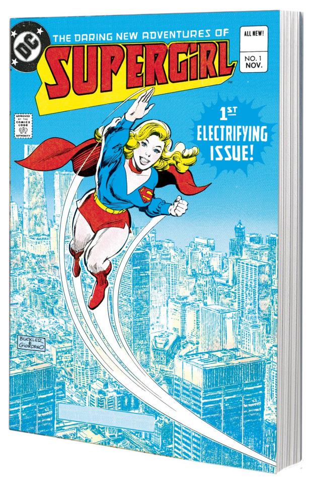 The Daring Adventures of Supergirl Vol. 1