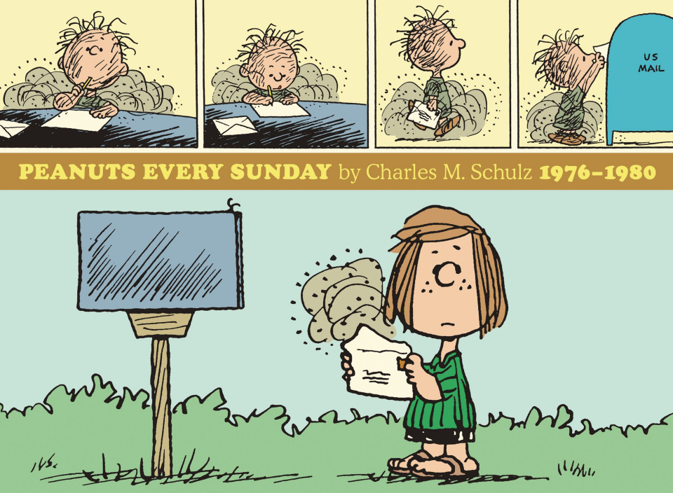 Peanuts Every Sunday Vol. 6: 1976-1980