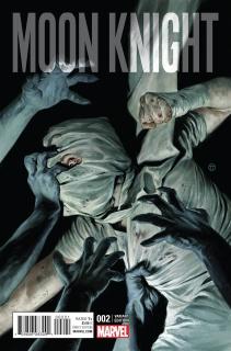 Moon Knight #2 (Tedesco Cover)