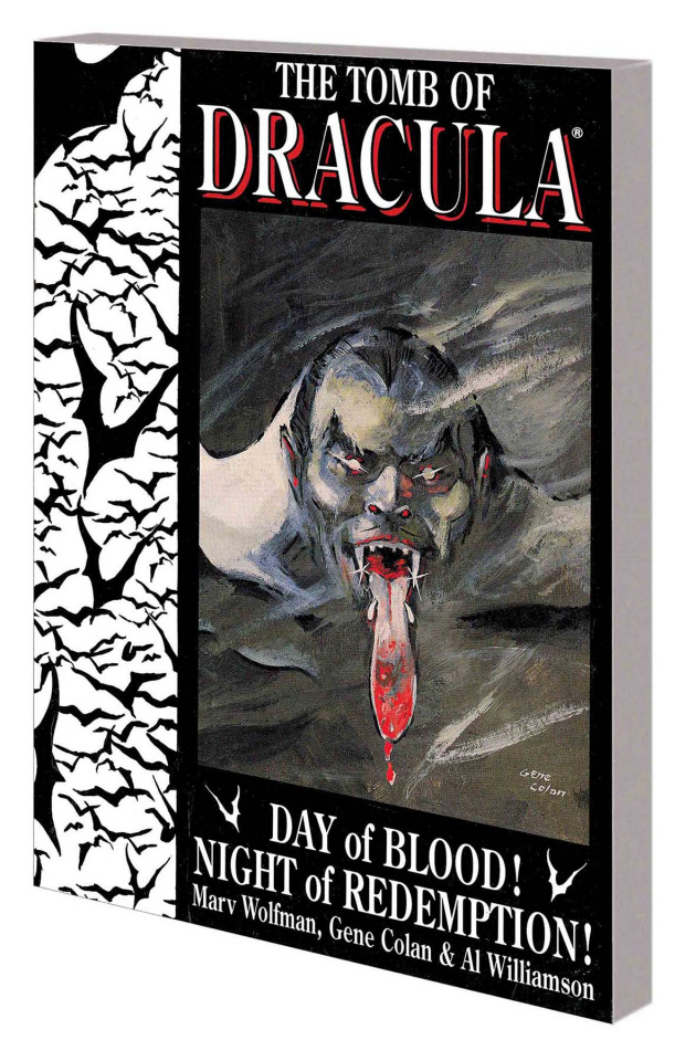 The Tomb of Dracula: Day of Blood! Night of Redemption!