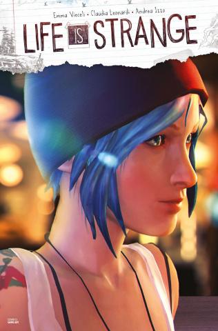 Life is Strange #1 (Chloe Game Art Cover)
