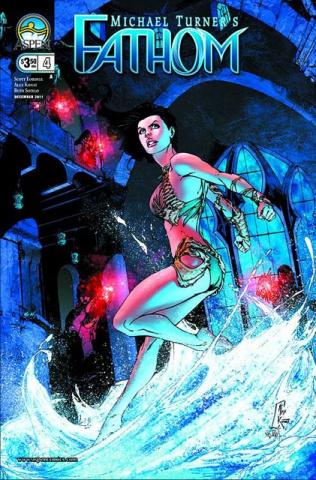 Fathom #4 (Konat Cover)