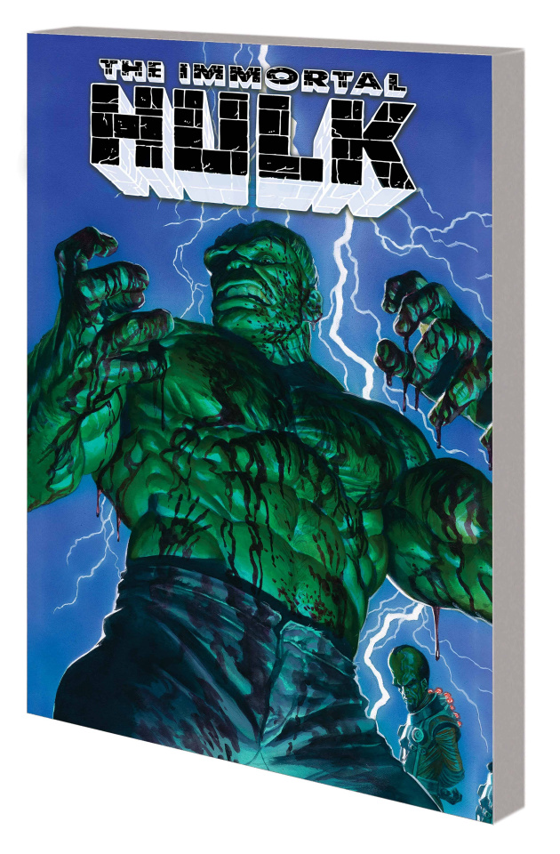 The Immortal Hulk Vol. 8: Keeper of the Door