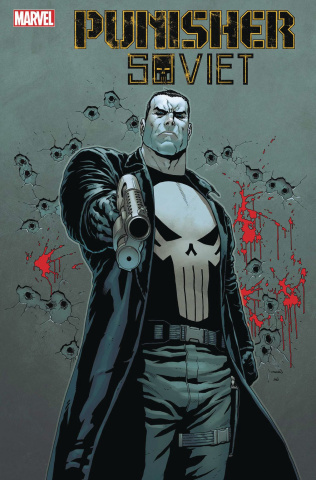 Punisher: Soviet #1 (Burrows Cover)