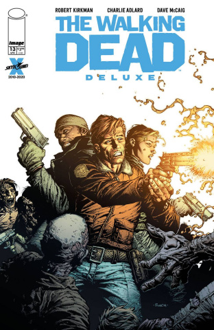 The Walking Dead Deluxe #13 (Finch & McCaig Cover)