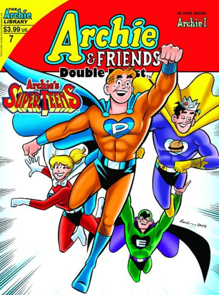Archie & Friends Double Digest #7