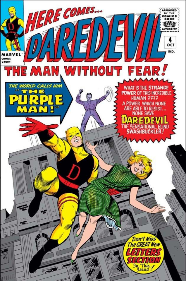 Criminally Insane: Purple Man #1 (True Believers)