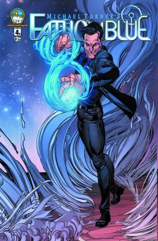 Fathom: Blue #4 (Direct Market Cover D)