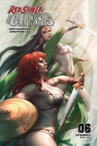 Red Sonja: Age of Chaos #6 (10 Copy Kunkka Cover)