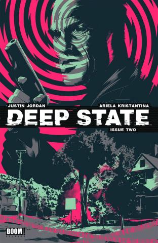 Deep State #2 (2nd Printing)