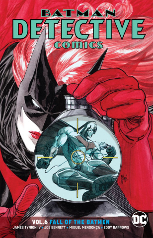 Detective Comics Vol. 6: Fall of the Batmen (Rebirth)