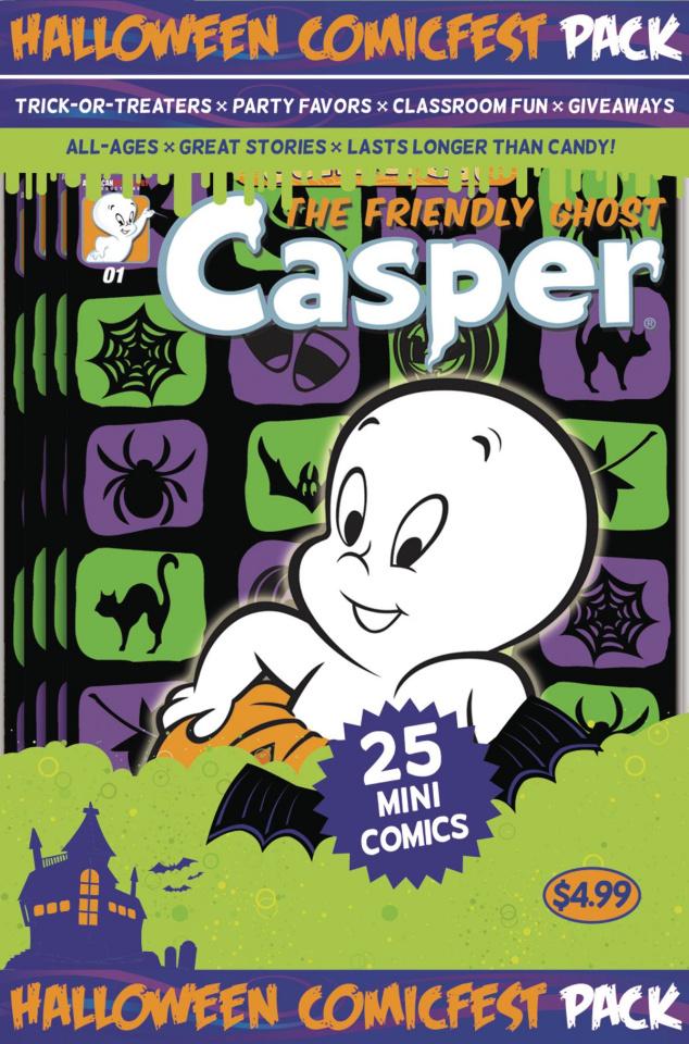 Casper, The Friendly Ghost (HCF 2017)