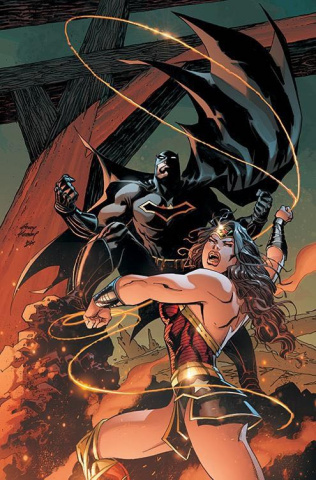 Dark Days: The Casting #1 (Kubert Cover)