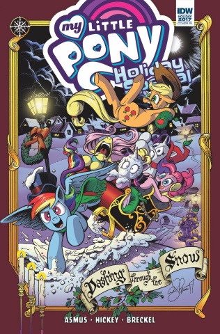 My Little Pony Holiday Special 2017 (10 Copy Cover)