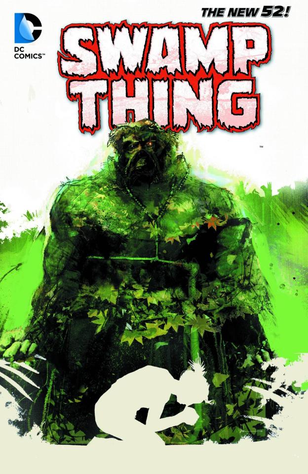 Swamp Thing Vol. 4: Seeder