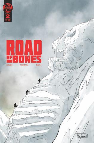 Road of Bones #2 (2nd Printing)