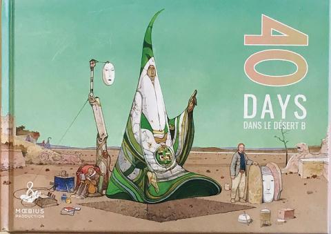 40 Days: Dans Le Désert B