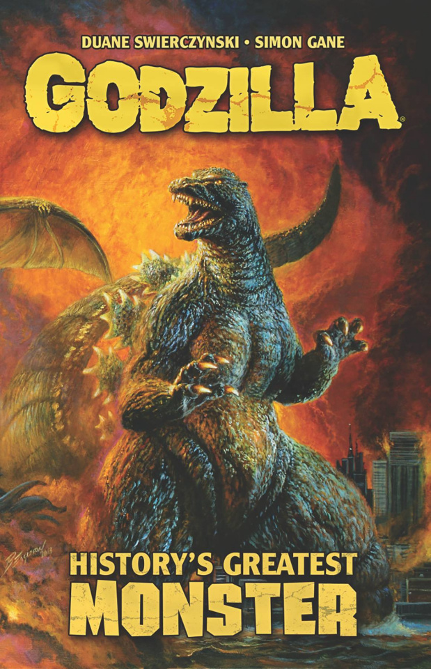 Godzilla: History's Greatest Monster