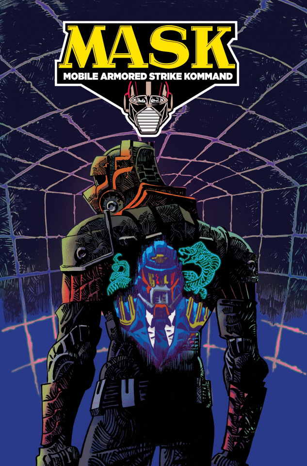 M.A.S.K.: Mobile Armored Strike Kommand - Riding Venom's Trail