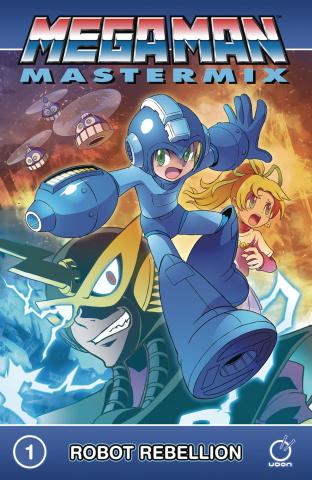 Mega Man: Mastermix Vol. 1